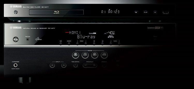 Základné informácie - Yamaha BD-S477