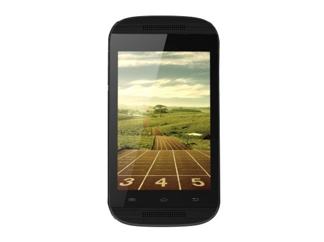 INTEX Aqua T2 Dual SIM Black
