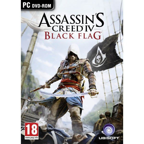 PC - Assassin´s Creed IV The Black Flag