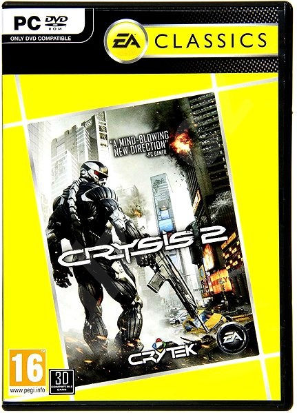 PC - CRYSIS 2