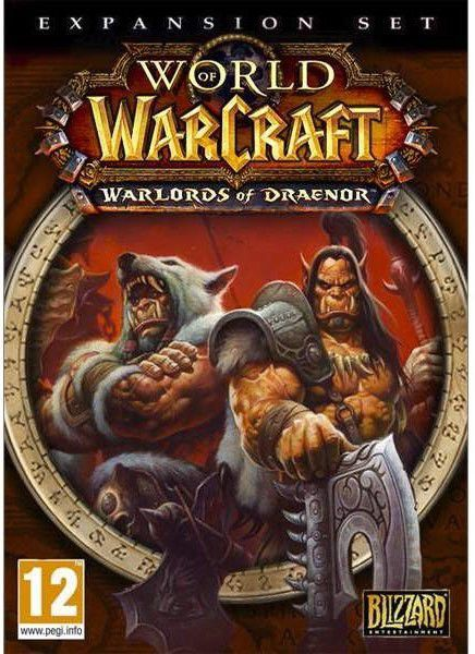 PC -  WARLORDS OF DRAENOR