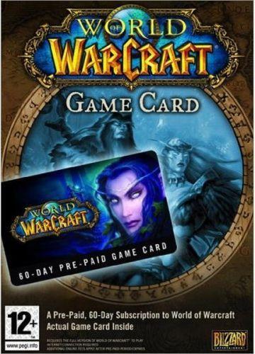 PC - WOW PREPAID CARD