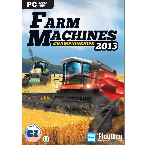 PC - Farm Machines Championships 2013