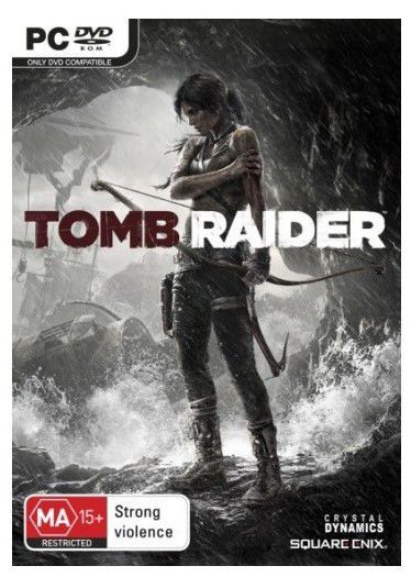 PC - TOMB RAIDER
