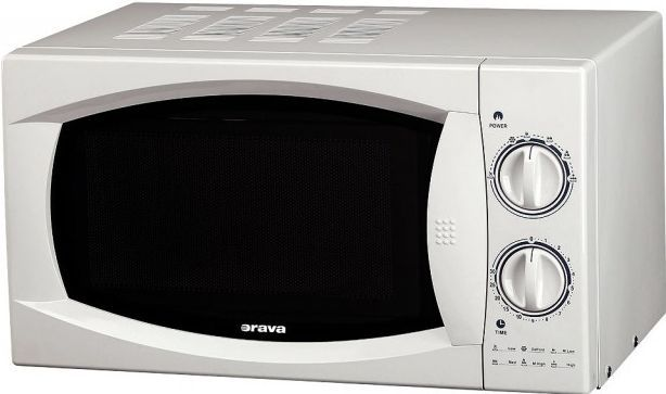 ORAVA MW 1708, mikrovlnna rura
