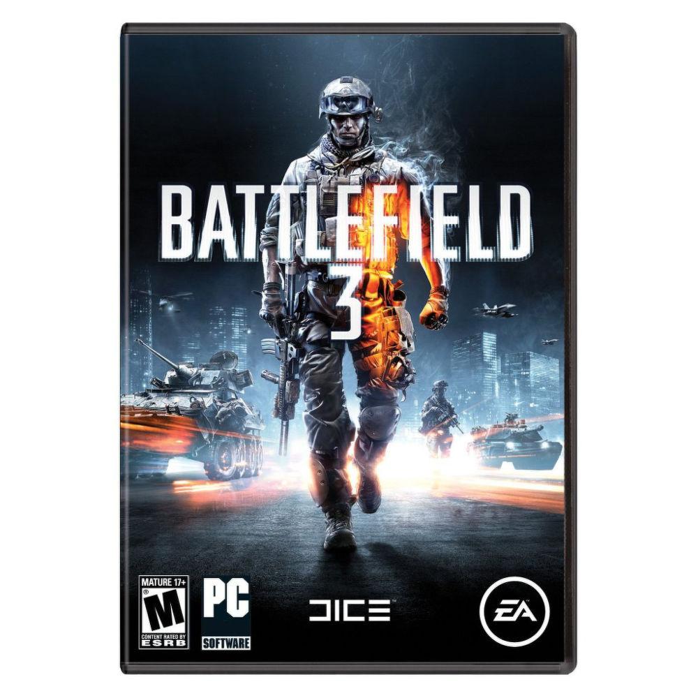 PC - BATTLEFIELD 3