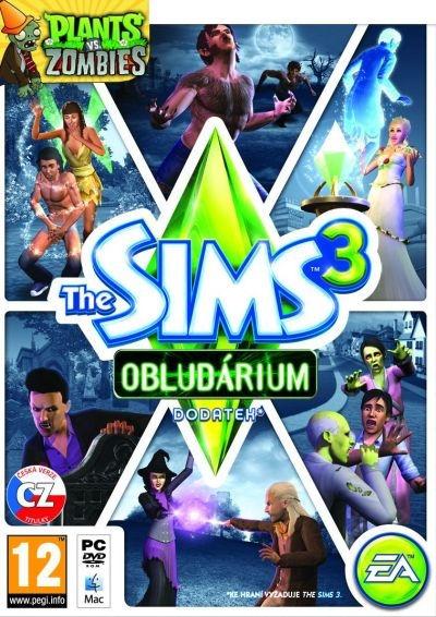 PC/MAC - THE SIMS 3 OBLUDARIUM