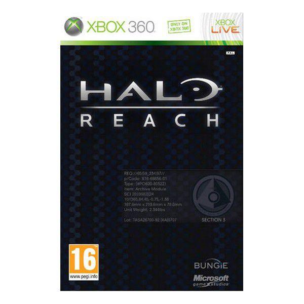 XBOX360 - HALO REACH LIMITED EDITION