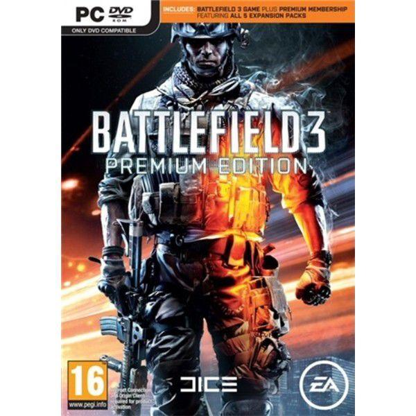PC - BATTLEFIELD 3 PREMIUM EDITION