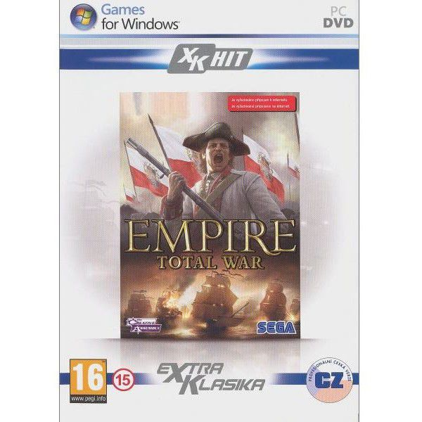 PC - XKH - Empire: Total War