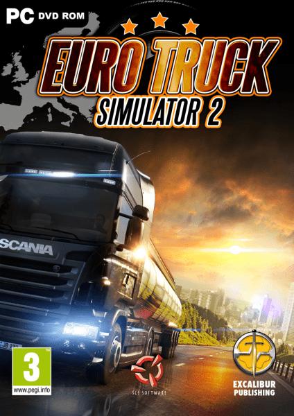 PC - Euro Truck Simulator 2
