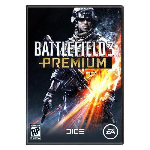 PC - BATTLEFIELD 3: PREMIUM (CODE IN BOX)