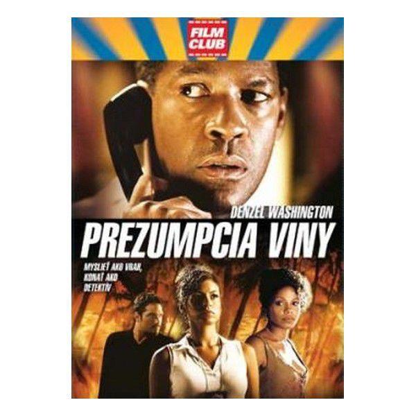DVD F - PREZUMPCIA VINY