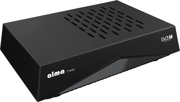 ALMA 1650, DVB-T príjmač