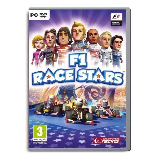 PC - F1 Race Stars