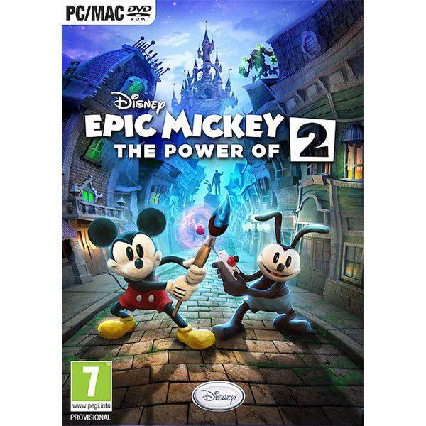 PC - Disney Epic Mickey 2: Dvojitý zásah