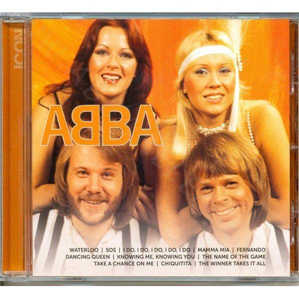 CD H - ABBA ICON