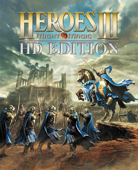PC - Might and Magic Heroes III HD