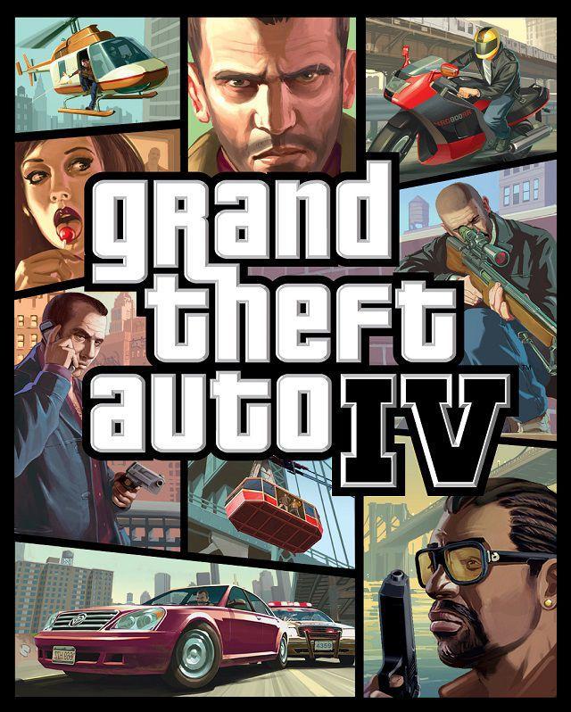 Grand Theft Auto IV - PC hra