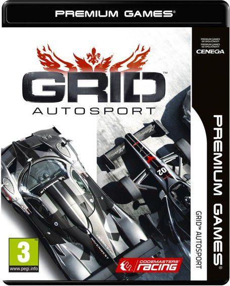 GRID: Autosport - hra pre PC