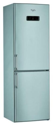 WHIRLPOOL WBE 34772 DFC TS, kombinovaná chladnička
