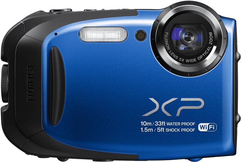 FUJIFILM FINEPIX XP70 BLUE