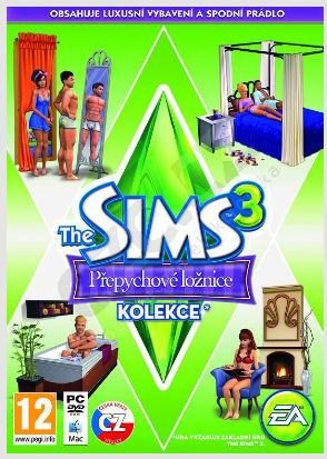 PC - THE SIMS 3 PŘEPYCHOVÉ LOŽNICE (SP5)