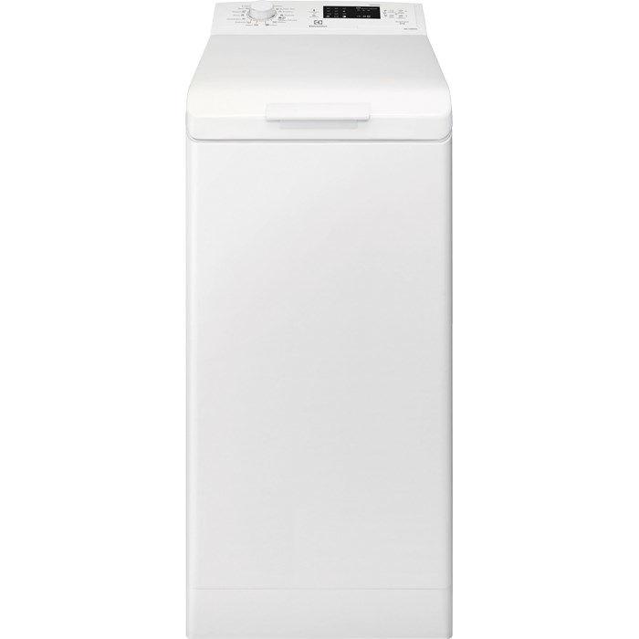 ELECTROLUX EWT1262TDW TL,vrchom plnená práčka