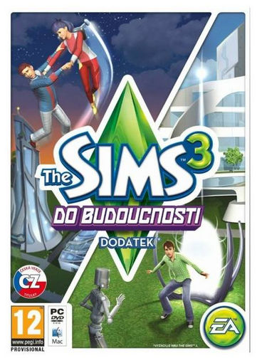PC/MAC - The Sims 3 Do budoucnosti