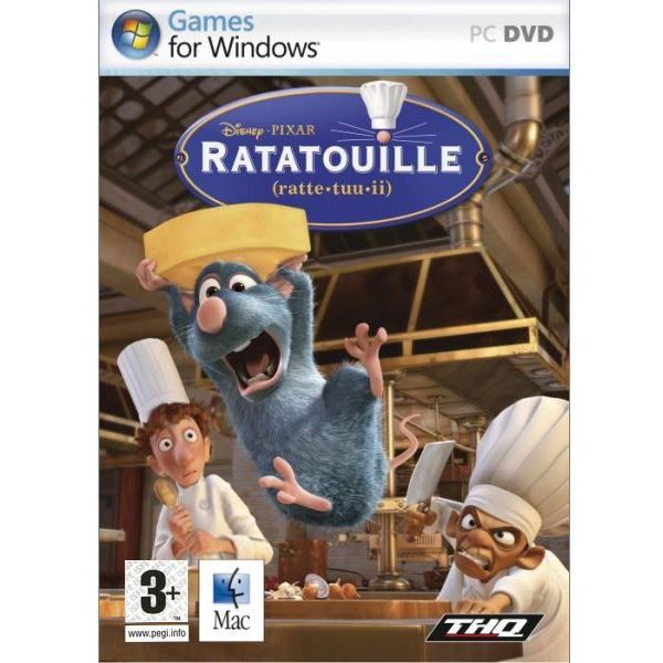 PC - DMK : Ratatouille