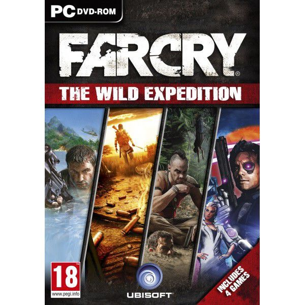 PC - Far Cry: The Wild Expedition Compilation
