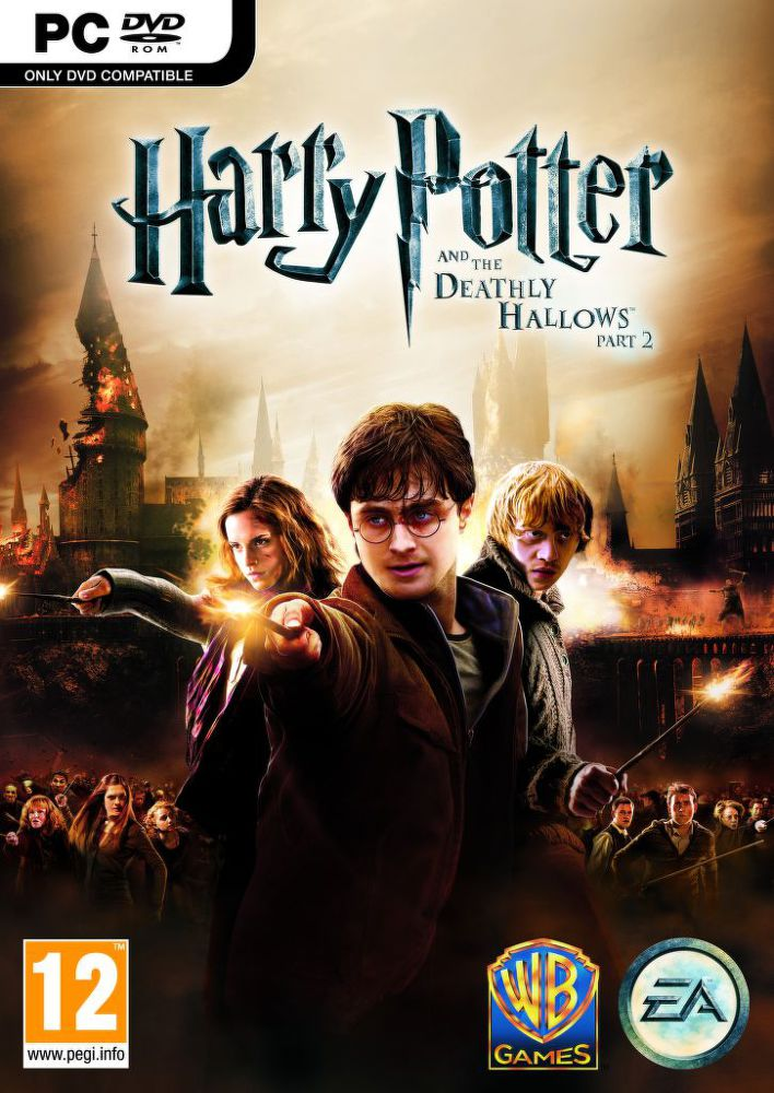 PC - HARRY POTTER & THE DEATHLY HALLOWS PART 2