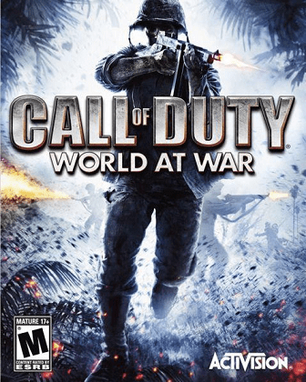 CALL OF DUTY 5:  World at War - PC hra
