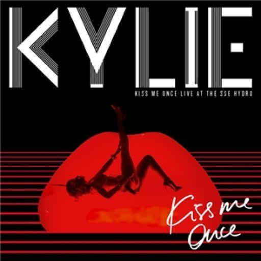 Kylie Minogue : Kiss Me Once - Live at the SSE Hydro (koncert) + 2 CD - hudobné DVD
