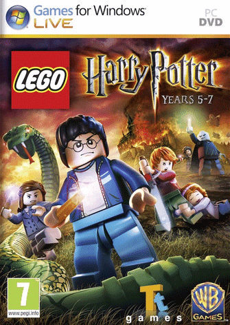 Lego Harry Potter: Years 5–7 - hra pre PC