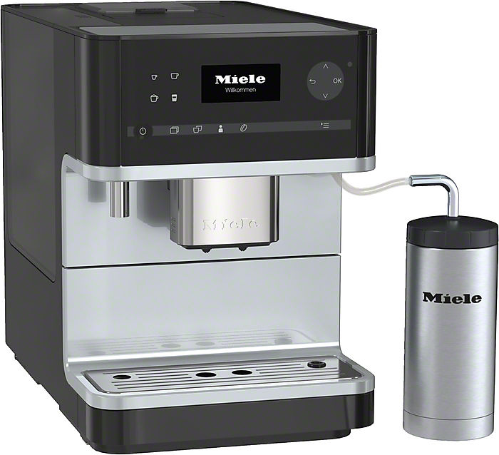 MIELE CM6300 SW, espresso