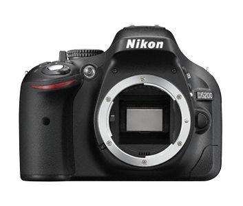 NIKON D5200 BLACK