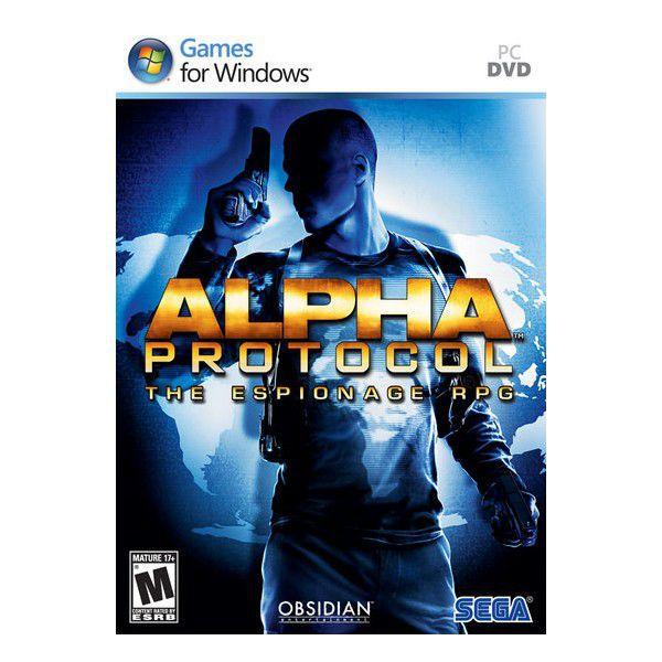 PC - Alpha Protocol
