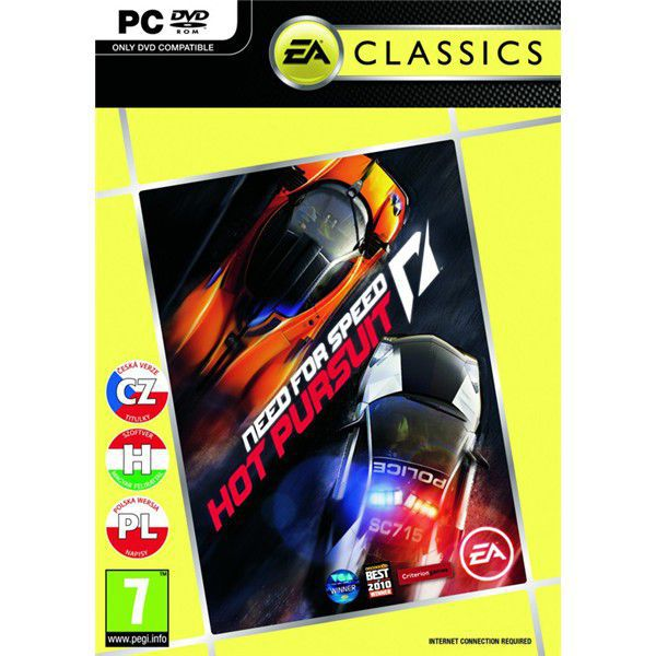 PC - NEED FOR SPEED HOT PURSUIT CLASSICS