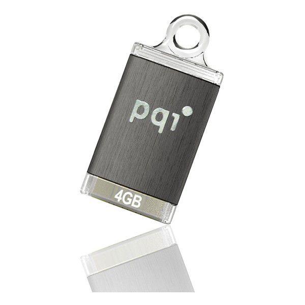 PQI USB i810 4GB Gray