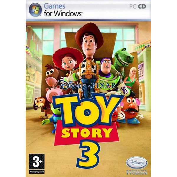 PC - Toy Story 3