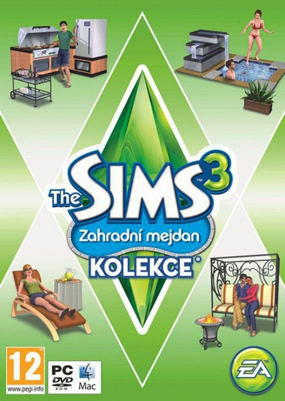 PC - THE SIMS 3 OUTDOOR LIVING