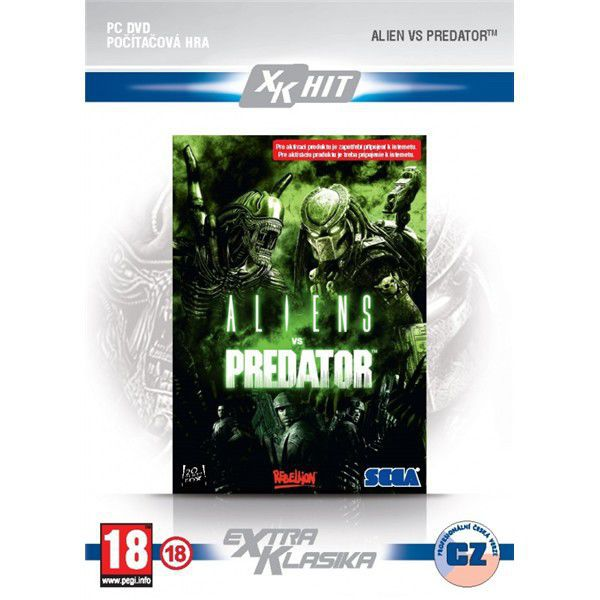 PC - XKH - Aliens vs Predator