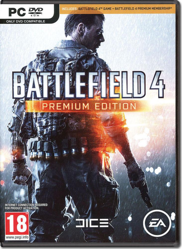 PC - Battlefield 4 Premium Edition