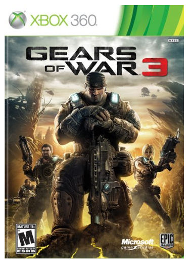 XBOX360 - GEARS OF WAR 3