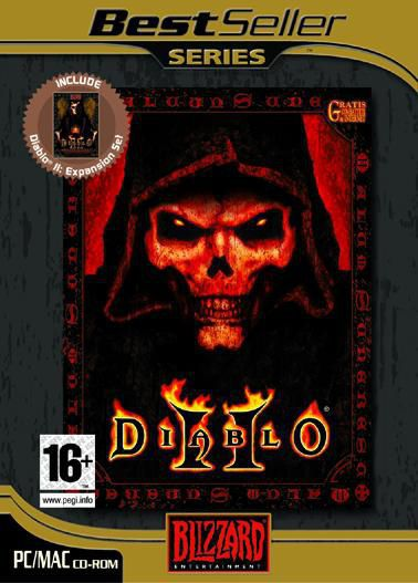 PC - DIABLO II GOLD EDITION