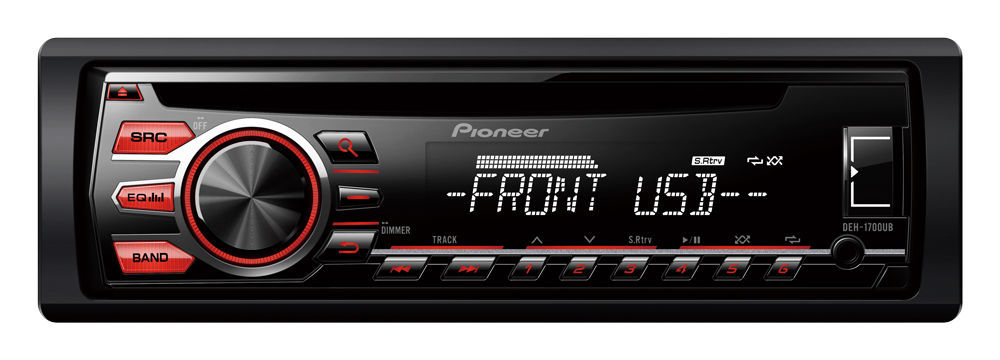 PIONEER DEH-1700UB