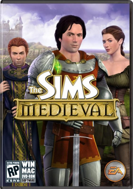 PC - THE SIMS MEDIEVAL