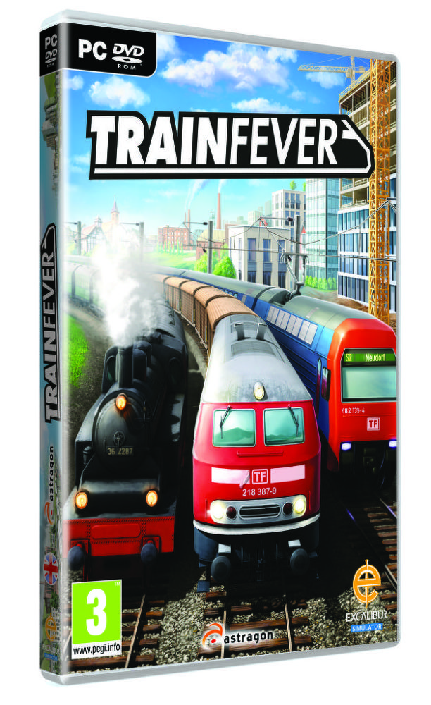 Train Fever - PC hra