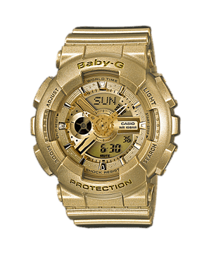 CASIO BA 111-9A (397) - hodinky